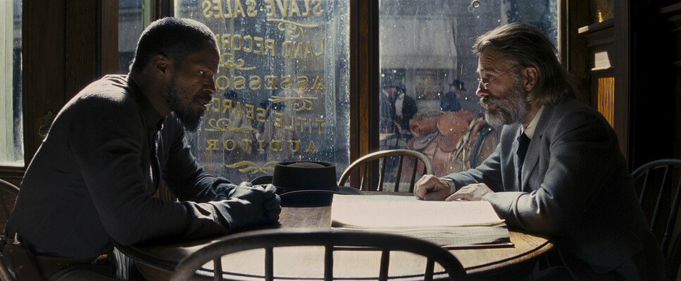 Django Unchained — Cinematic lighting setups