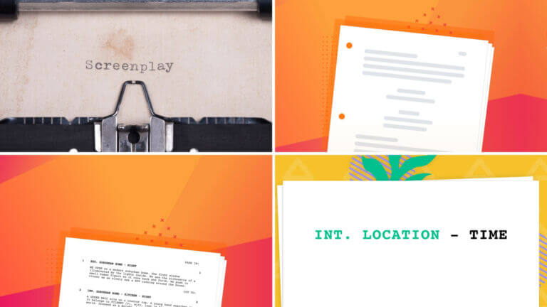 Formatting a Screenplay How to Put Your Story Into Screenplay Format - Featured