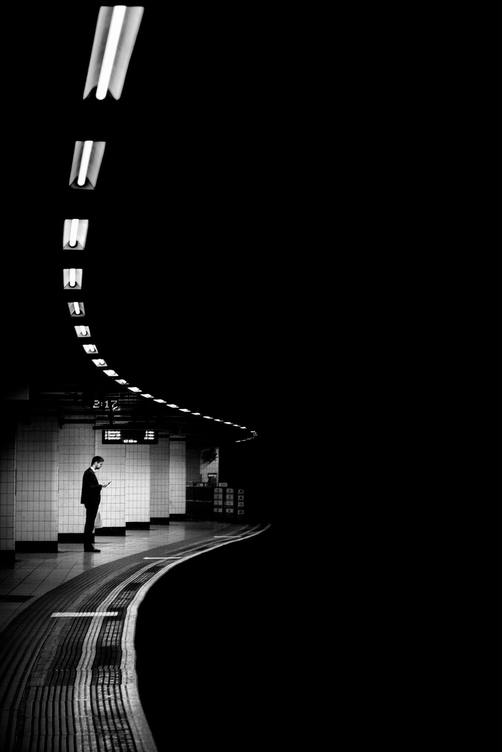 High contrast photography by Alan Schaller