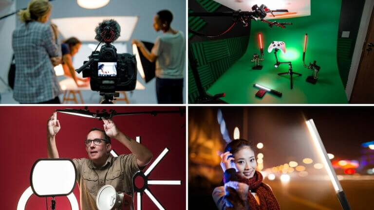 LED Photography Lights — A 2021 Buying Guide - Featured