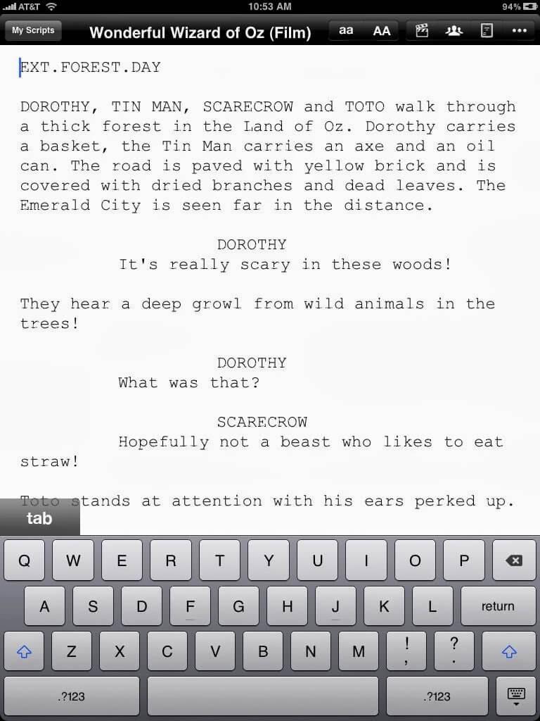 Scripts Pro