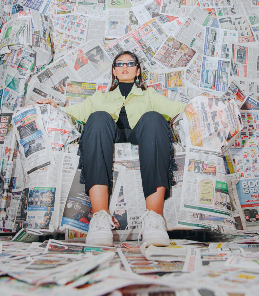 Types of editorial photography — Photo by Sahar Rana