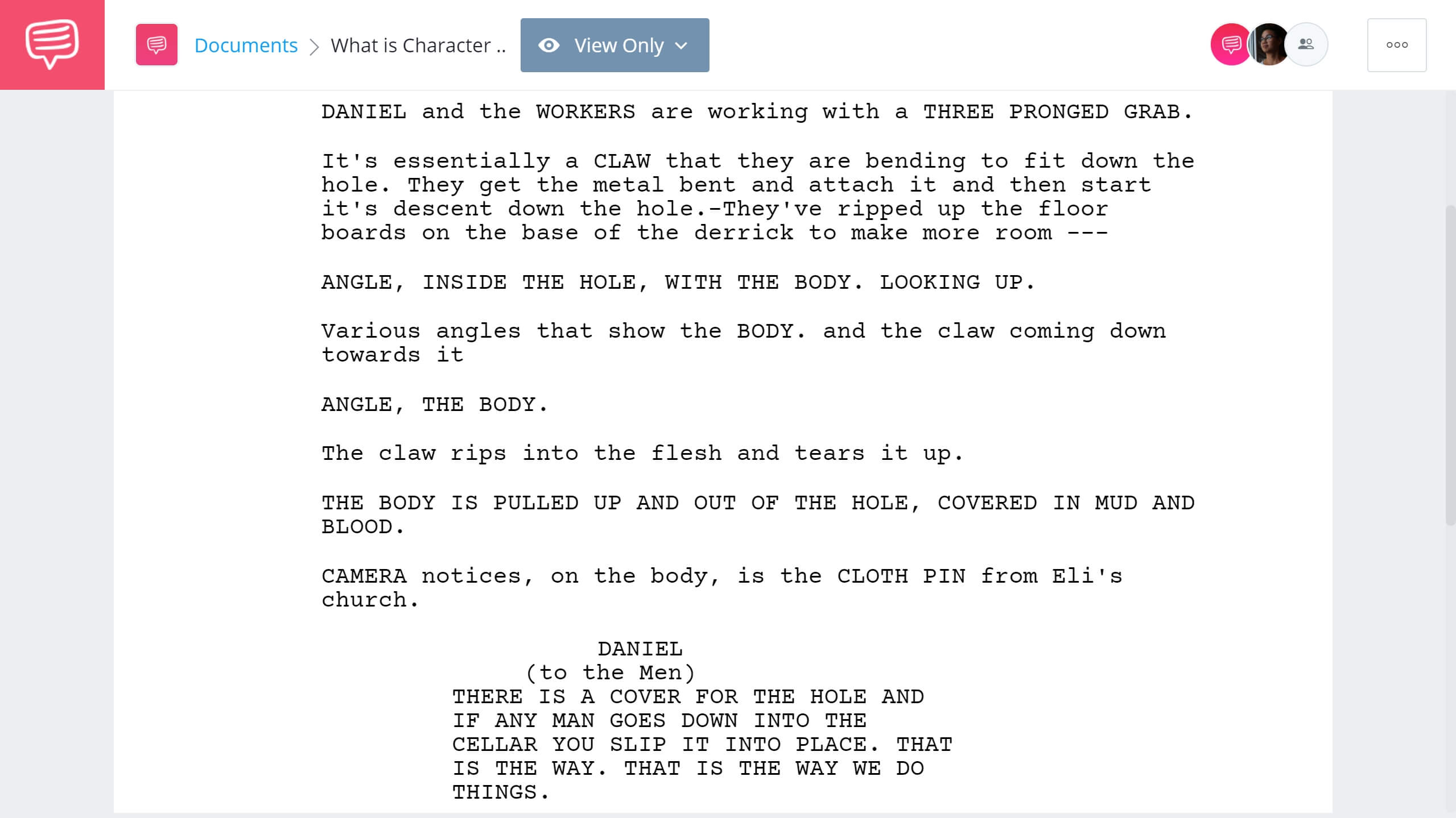 What is Character Study - There Will Be Blood Example - StudioBinder Screenwriting Software