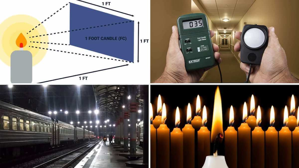 What is a Foot Candle — How To Measure Light On Set - StudioBinder