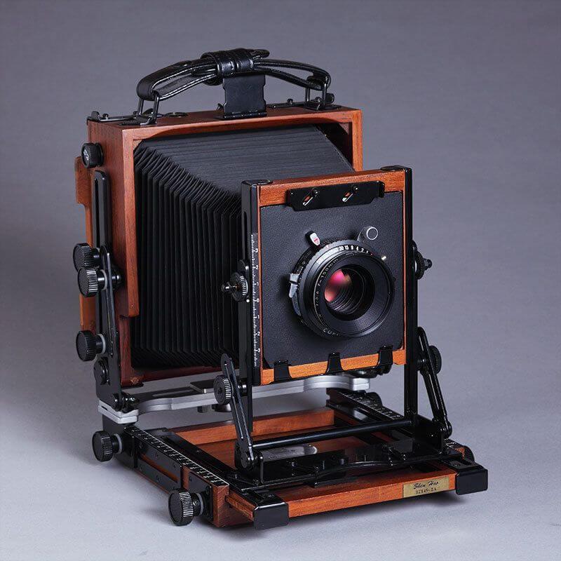 field camera image
