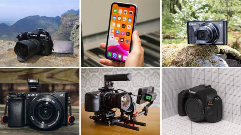 Best Cheap 4K Camera — 5 Great Options Under $1,000 - Featured