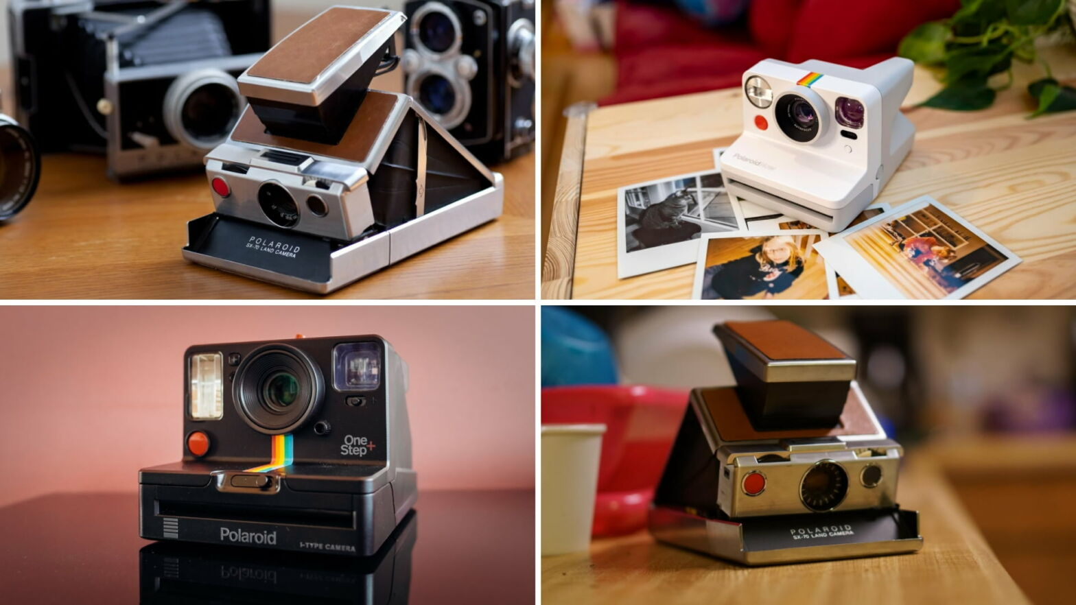 Best Polaroid Camera — Models, Specs, Prices and Features - Featured