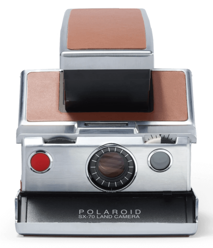 Best Polaroid Cameras - Polaroid SX-70