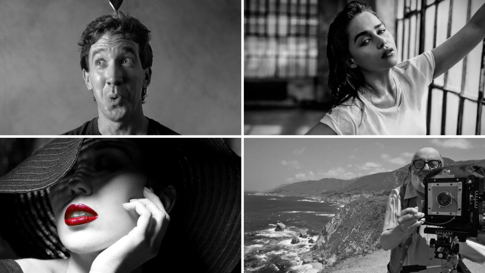 Black and White Portrait Photography — Pro-Tips - Techniques - Featured