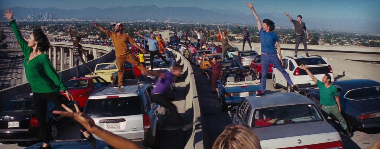 Cinemascope Example • La La Land