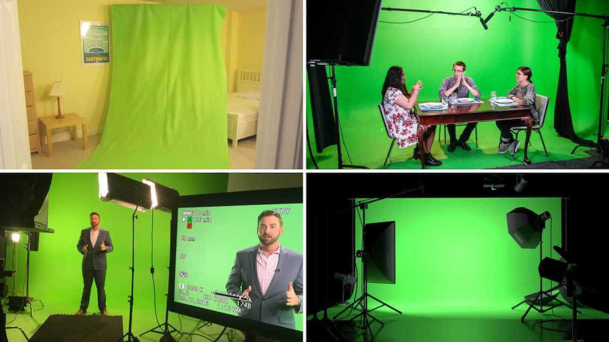 Green Screen Color — Ideal Shades for Paint, Fabric and Screens - StudioBinder