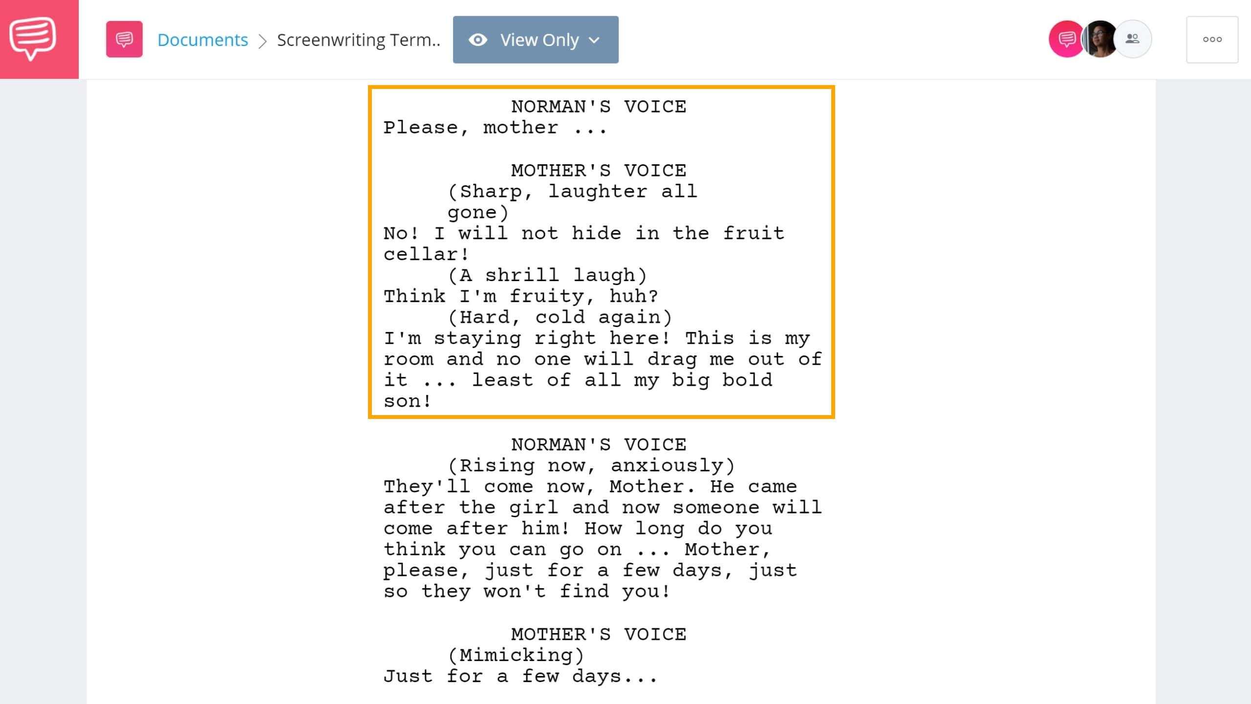 Screenwriting Terms - Ellipsis - StudioBinder Screenwriting Software