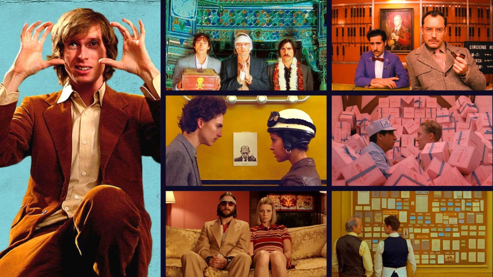 Wes Anderson Style Explained - Style Guide to the Wes Anderson Aesthetic and Film Style