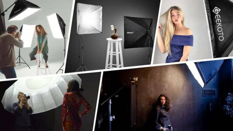 What is a Softbox Used For in Photography - Lighting Tips - StudioBinder