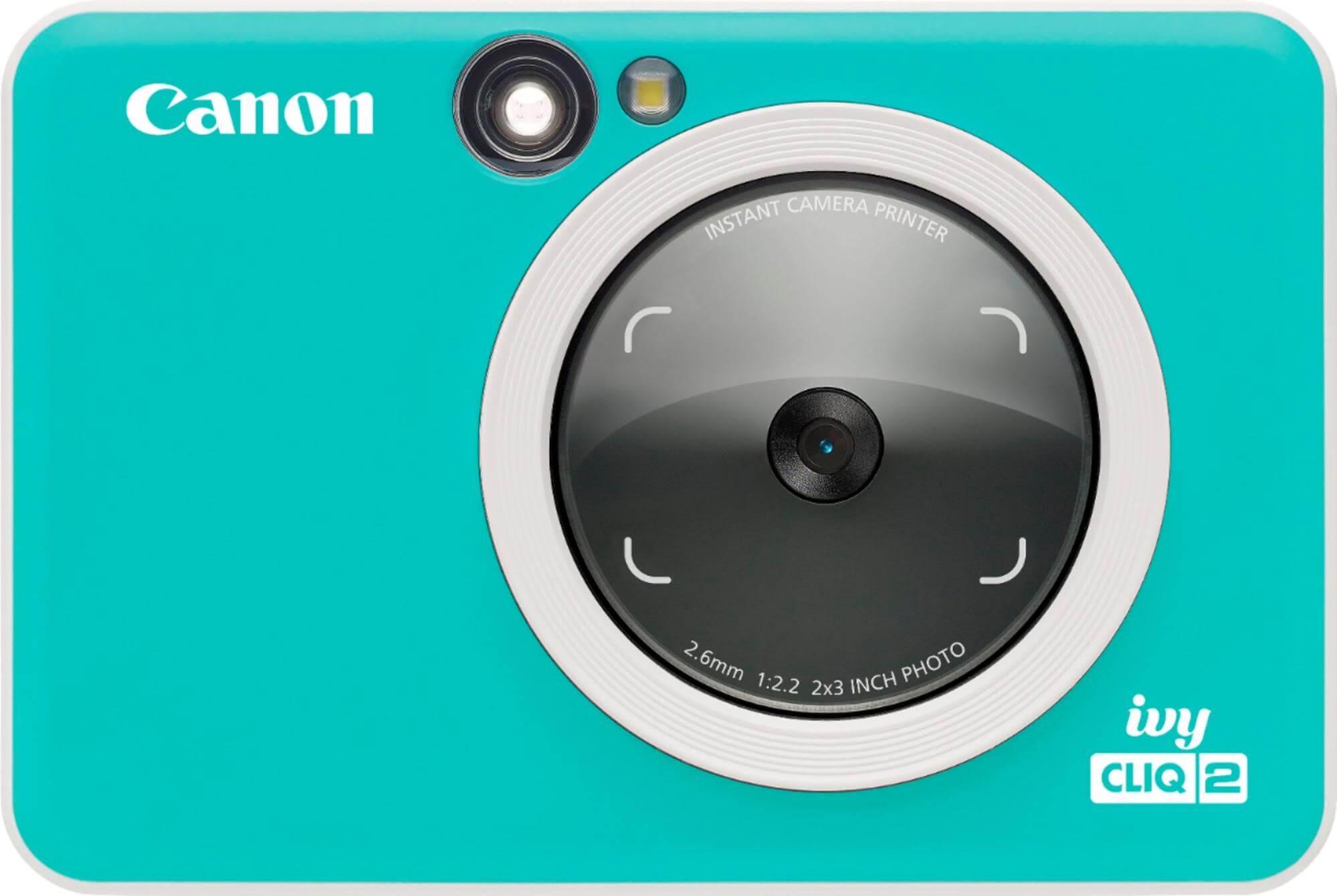Best Instant Cameras - Canon Ivy CLIQ2 Instant Film Camera
