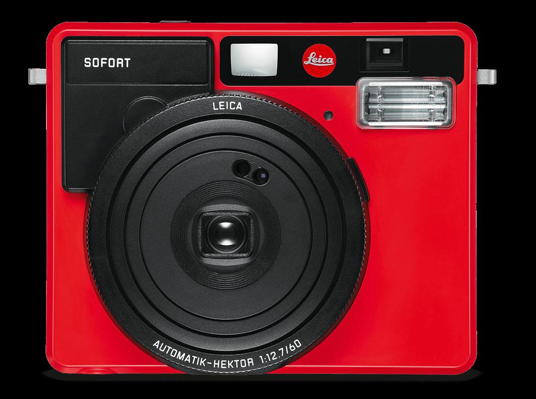 Best Instant Cameras - Leica SOFORT Instant Camera
