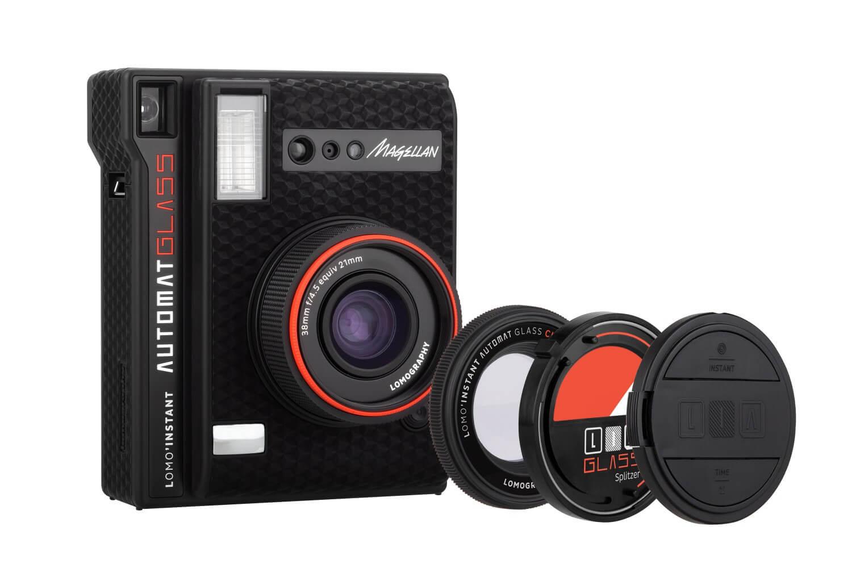Best Instant Cameras - Lomo'Instant Automat Glass