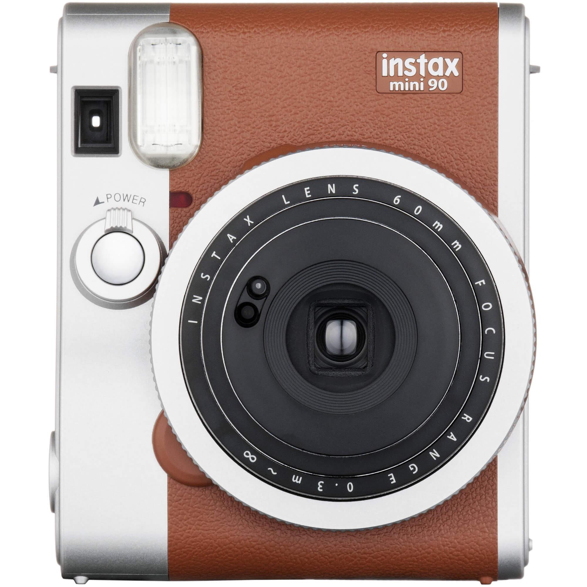 Best Instant Photo Cameras - Fujifilm Instax Mini 90