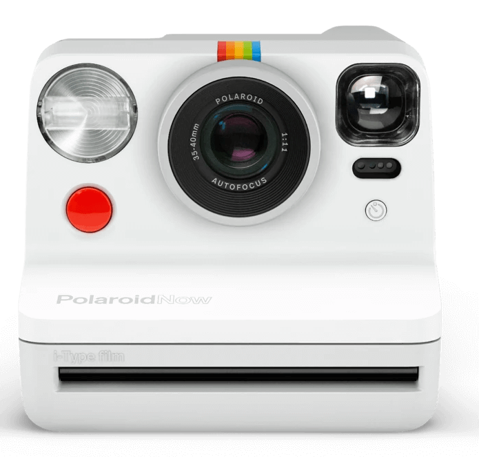 Best Instant Photo Cameras - Polaroid Now i-Type Instant Camera