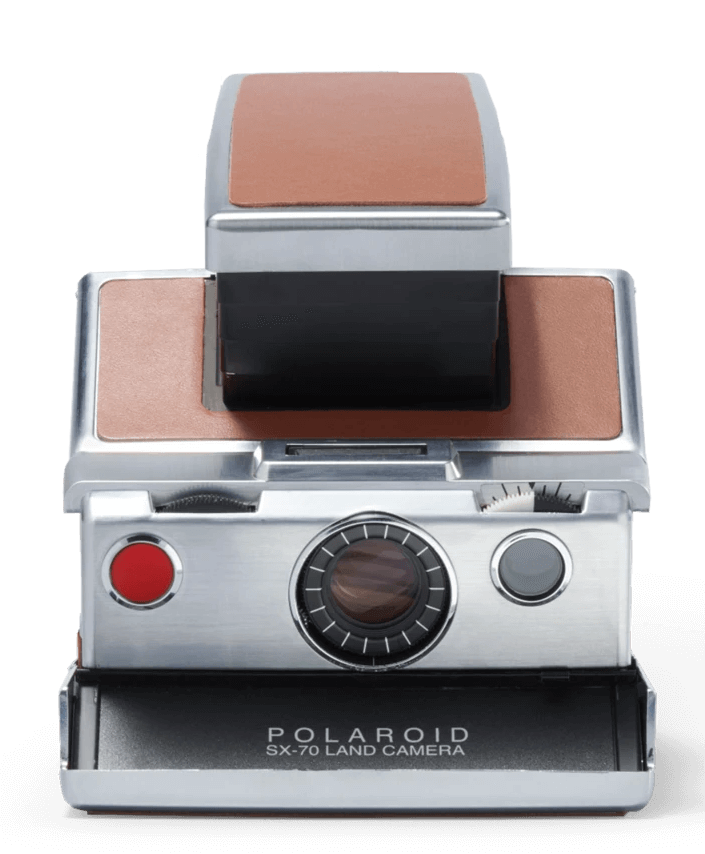 Best Instant Photo Cameras - Polaroid SX-70
