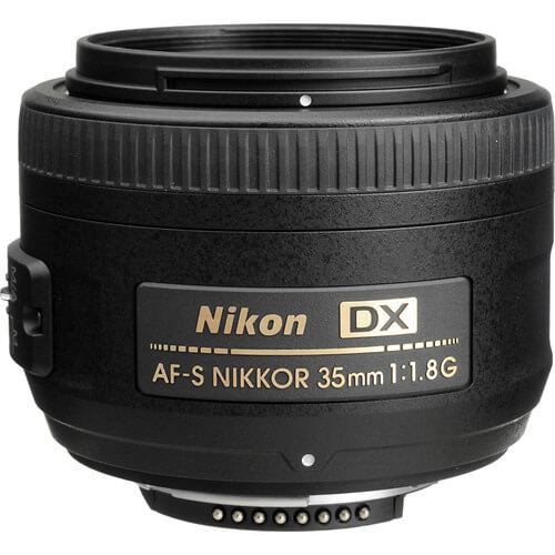 Best Nikon Lenses • Nikon AF-S DX Nikkor 35mm f1.8G
