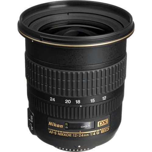 Best Nikon Lenses • Nikon AF-S DX Zoom-Nikkor 12-24mm f4G IF-ED
