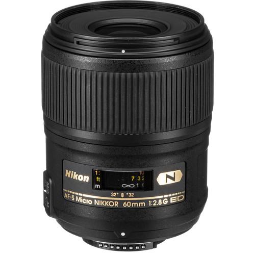 Best Nikon Lenses • Nikon AF-S Micro Nikkor 60mm f2.8G ED