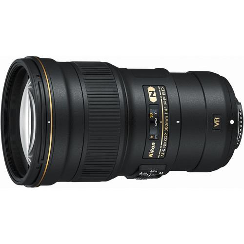 Best Nikon Lenses • Nikon Nikkor 300mm f4E PF ED VR