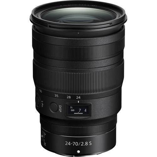 Best Nikon Lenses • Nikon Nikkor Z 24-70mm f2.8S