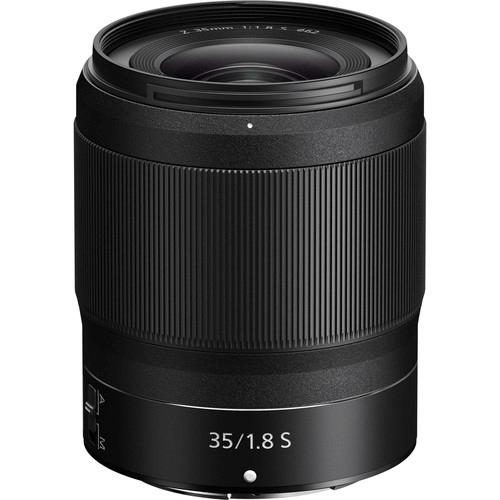 Best Nikon Lenses • Nikon Nikkor Z 35mm f1.8 S