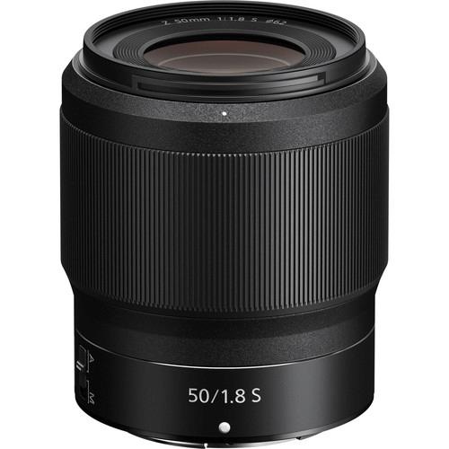 Best Nikon Lenses • Nikon Nikkor Z 50mm f1.8 S