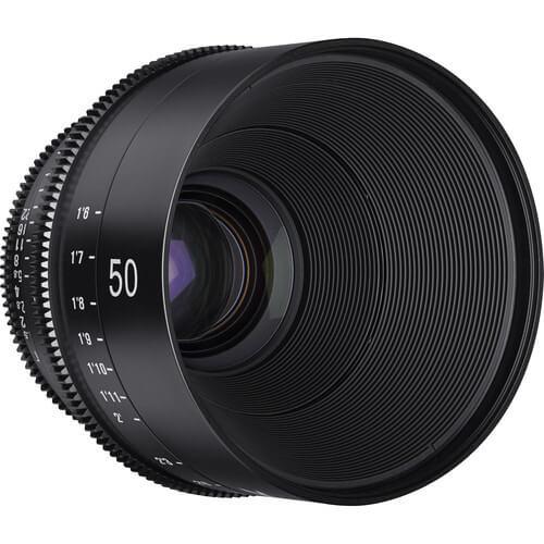 Best Nikon Lenses • Rokinon Xeen 50mm T1.5 Lens