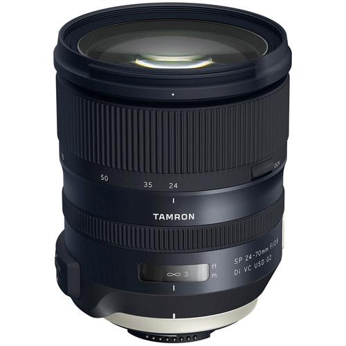 Best Nikon Lenses • Tamron SP 24-70mm f2.8 Di VC USD G2