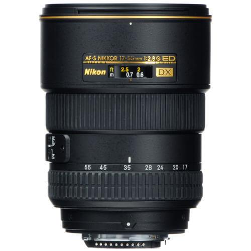 Best Nikon Lenses to Have • Nikon AF-S DX Zoom-Nikkor 17-55mm f2.8G IF-ED