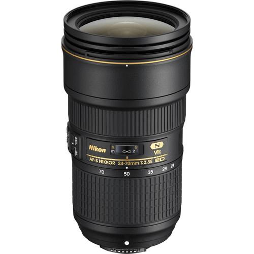 Best Nikon Lenses to Have • Nikon Nikkor 24-70mm f2.8E ED VR