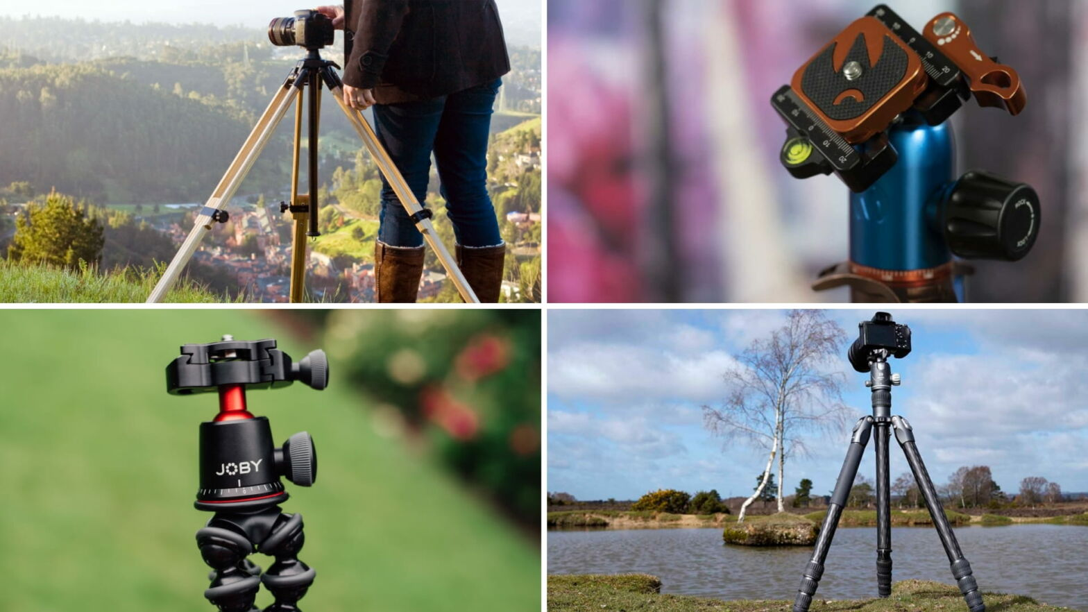 Best Tripod To Buy in 2021 — Pros, Cons, Prices for Any Budget - Featured