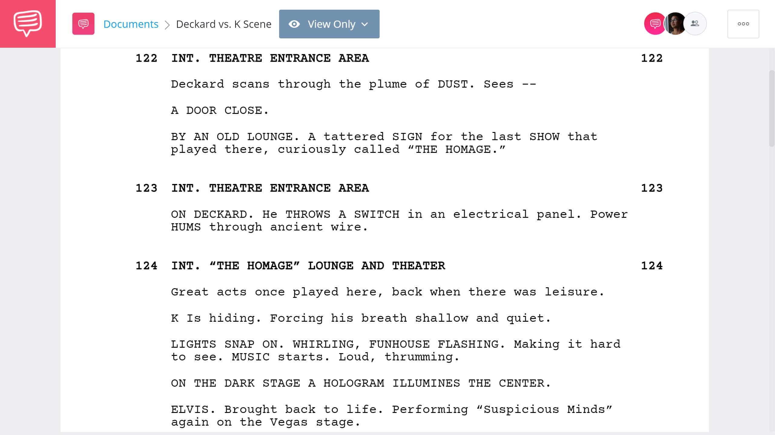 Blade Runner 2049 Script Teardown - Deckard vs. K - StudioBinder Screenwriting Software