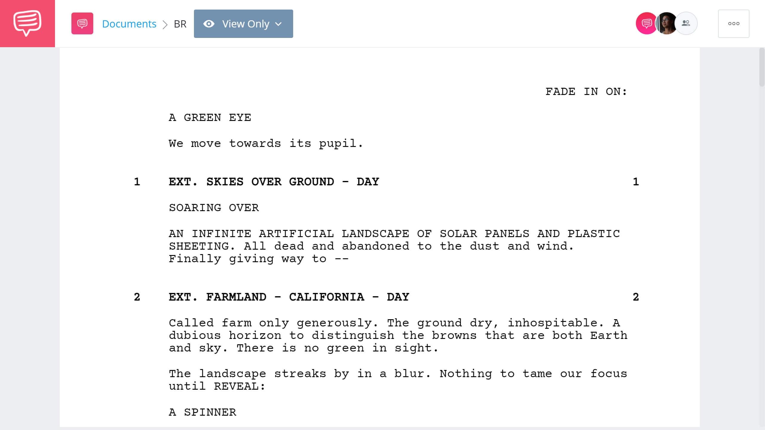 Blade Runner 2049 Script Teardown - Full Script PDF Download - StudioBinder Screenwriting Software