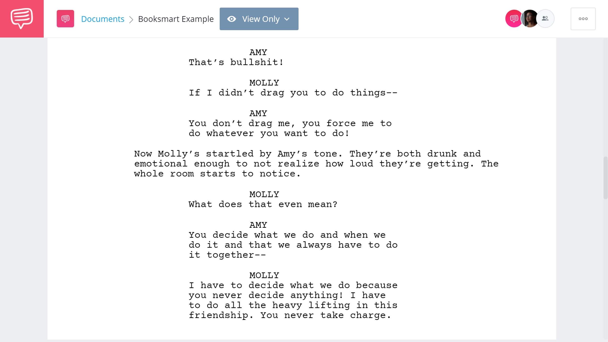 How to Write Dual Protagonist - Booksmart Example - StudioBinder Screenwriting Software