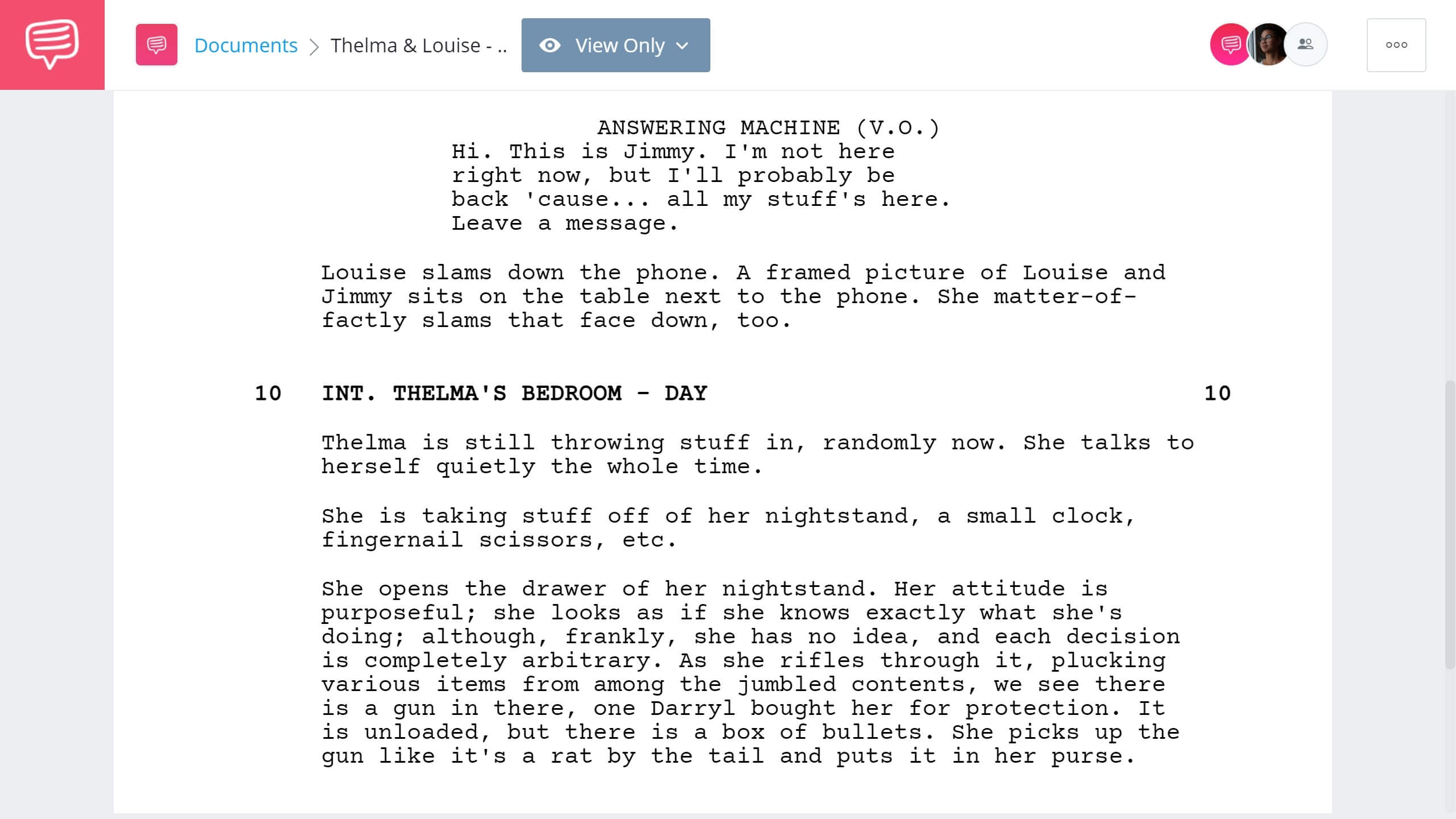 How to Write Dual Protagonist - Thelma & Louisa Example - StudioBinder Screenwriting Software