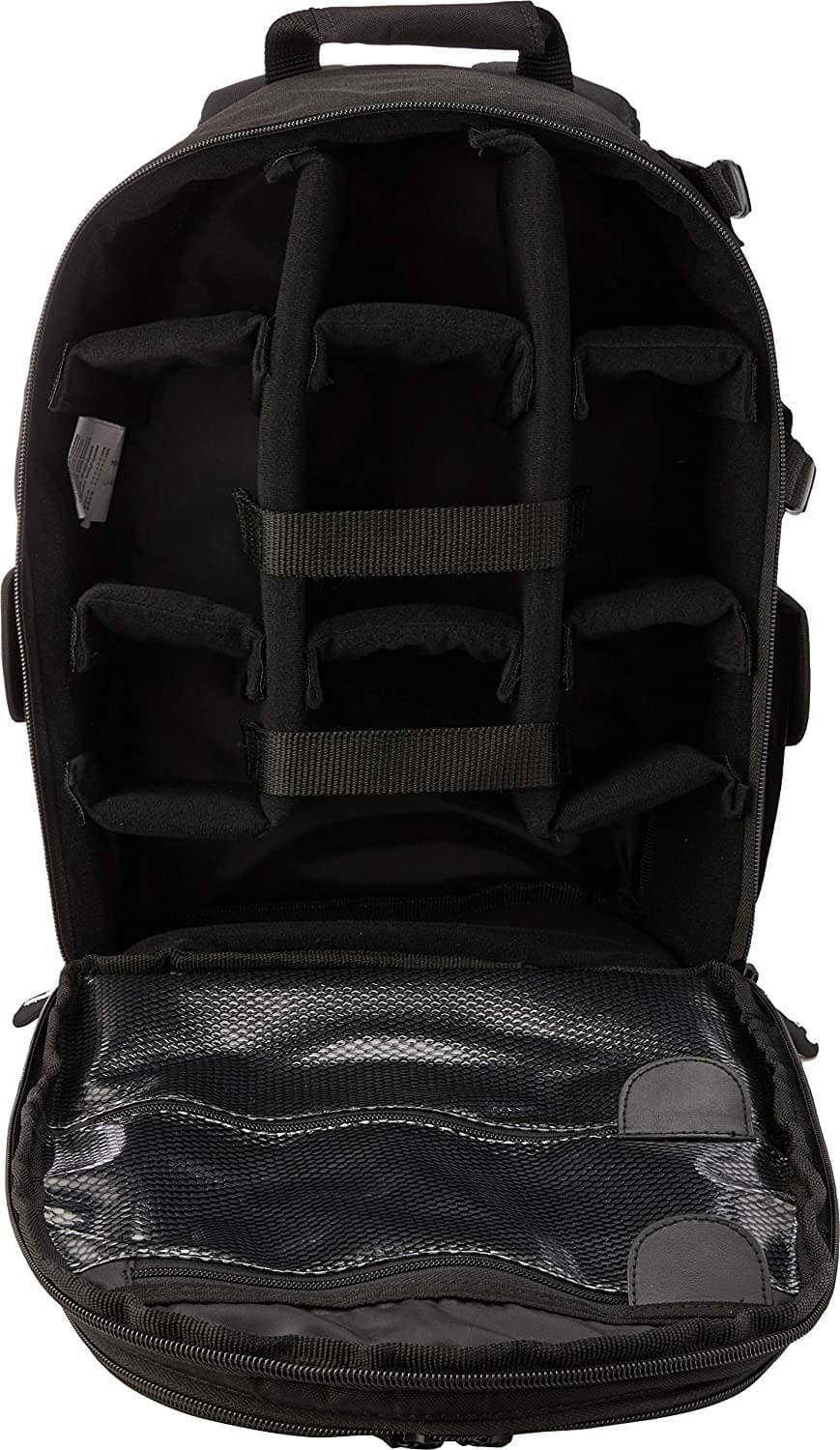 Top Ten DSLR Camera Bags - AmazonBasics Backpack for SLR Cameras and Accessories