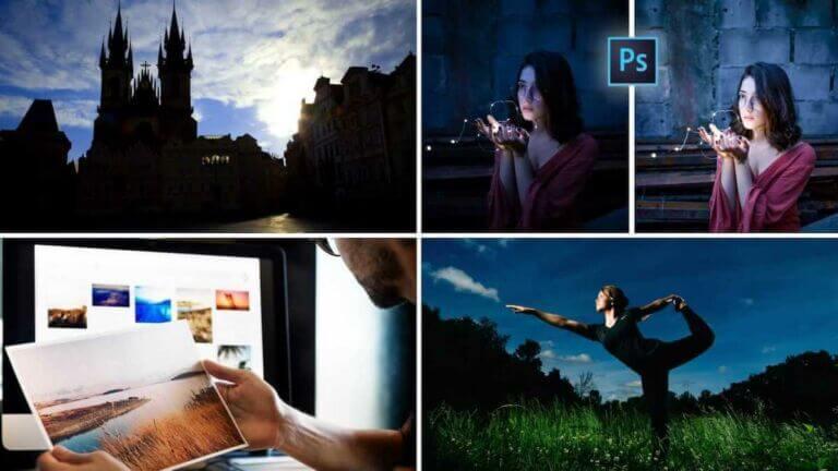 Underexposed Photography — Editing in Photoshop - Lightroom - StudioBinder