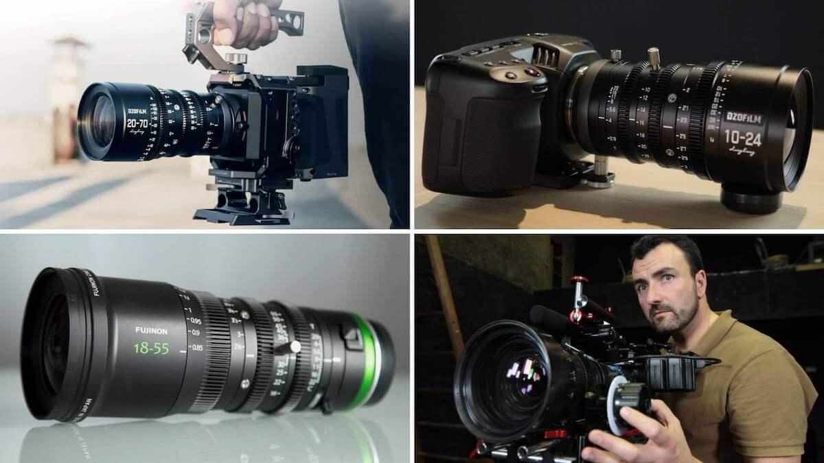 What is a Parfocal Lens — The Advantage of Parfocal Lenses - StudioBinder