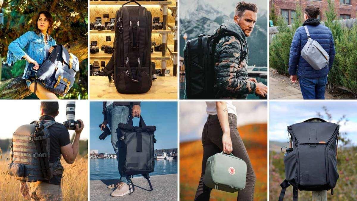 Best Camera Bag — Features, Specs, Reviews - Prices - StudioBinder