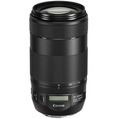 Best Canon Camera Lenses • Canon EF 70-300mm f4-5.6 IS II USM