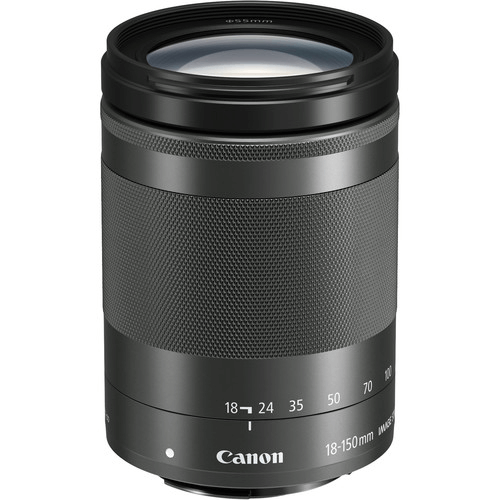 Best Canon Camera Lenses • Canon EF-M 18-150mm f3.5-6.3 IS STM