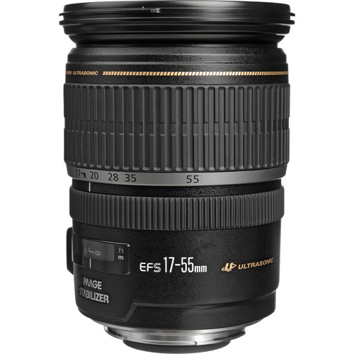 Best Canon Camera Lenses • Canon EF-S 17-55mm f2.8 IS USM