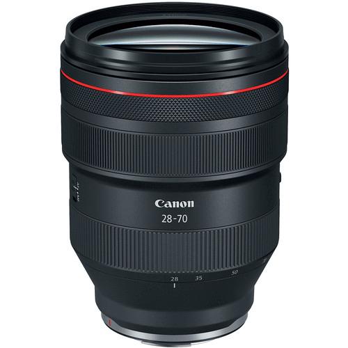 Best Canon Camera Lenses • Canon RF 28-70mm f2L USM