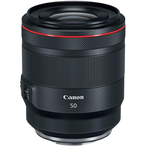 Best Canon Camera Lenses • Canon RF 50mm f1.2L USM