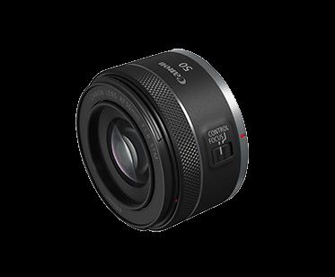 Best Canon Camera Lenses • Canon RF-50mm f1.8 STM